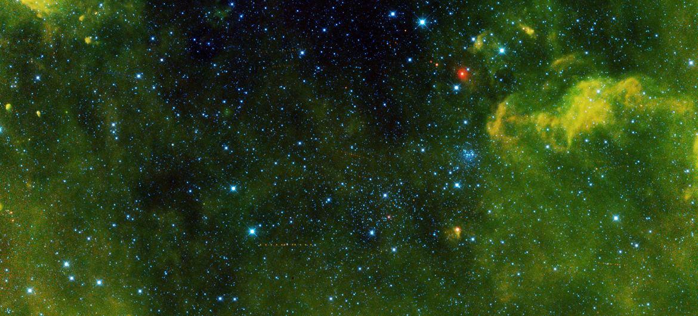 Imágenes de asteroides entre las estrellas. Foto: NASA /JPL-Caltech/UCLA