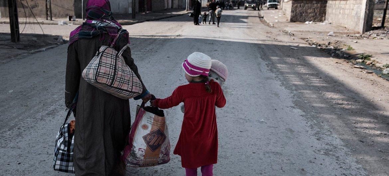 В Сирии были задержаны 2 000 граждан стран СНГ, оказавшихся в рядах ИГИЛ