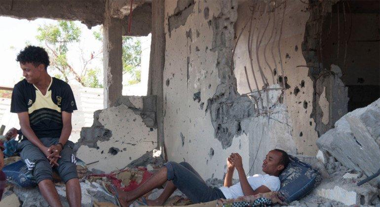Три года конфликта: в Йемене убивали по меньшей мере пять детей в день