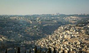 Иерусалим. Фото ООН/Рик Божорнас