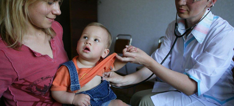 Иммунизация – одна из самых успешных и экономически эффективных мер в сфере здравоохранения