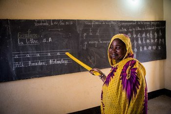 The Peace Through Adult Literacy programme operates with the support from various organizations including the United Nations Multidimensional Integrated Stabilization Mission in Mali (MINUSMA).