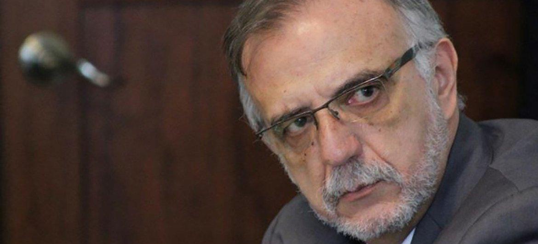 El comisionado de la CICIG, Iván Velásquez. Foto. CICIG