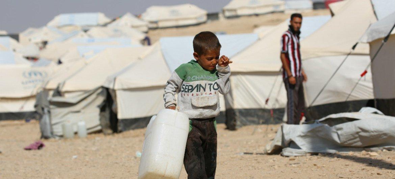 Nos últimos seis meses, confrontos e ataques aéreos obrigaram cerca de 25 mil pessoas a fugir.