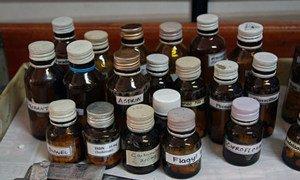 Antibiotiques et autres médicaments