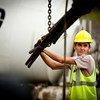 Trabajo de construcción para al expansión del Canal de Panamá. Foto de archivo: Banco Mundial/Gerardo Pesantez