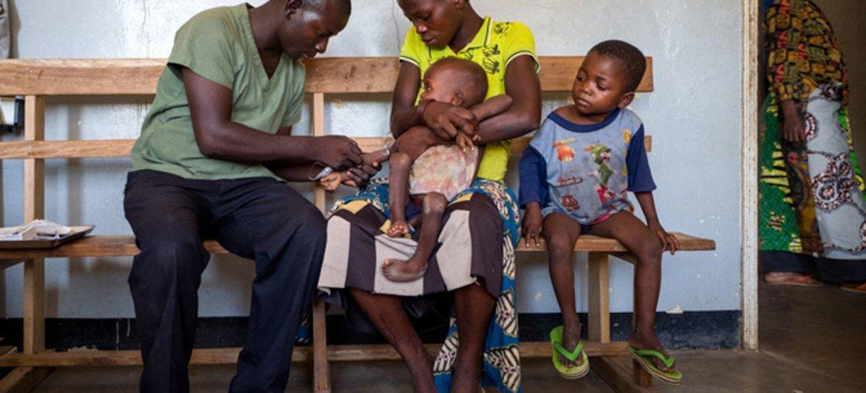 Cidade de Beni é alvo de uma campanha contra a malária que a partir desta quarta-feira pretende alcançar mais de 450 mil pessoas