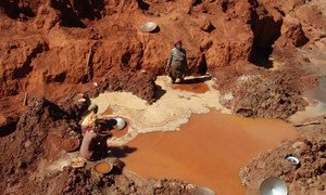 Artisanal small scale mining is responsible for up to 35% of global emission of mercury into the environment.