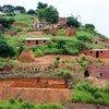Le Mbanza Kongo, vestiges de la capitale de l'ancien royaume de Kongo (Angola) -qui était l'un des plus grands États constitués d'Afrique australe du 14e au 19e siècles est inscrit sur la liste du patrimoine mondial