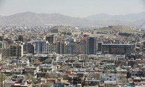 Столица Афганистана город Кабул.