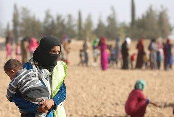 Боевики ИГИЛ взяли в заложники женщин и детей в провинции Эс-Сувейда