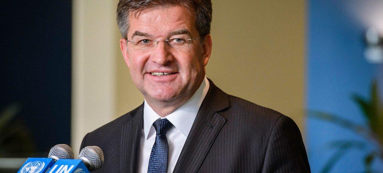 رئيس الدورة الثانية والسبعين للجمعية العامة.