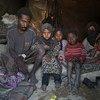 深受冲突影响的也门人民。