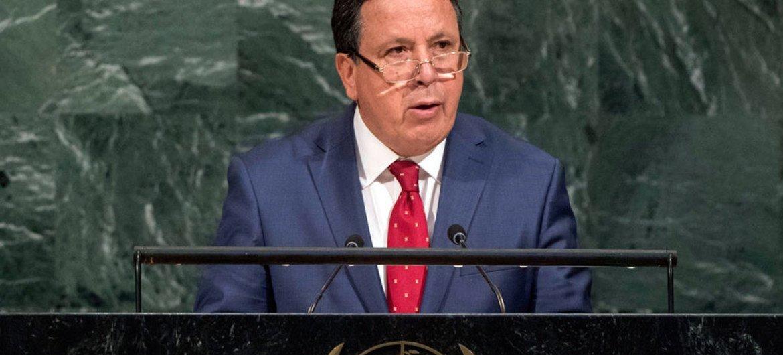 speech on global terrorism