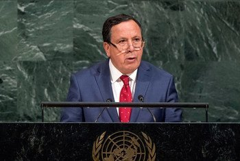 وزير الخارجية التونسي.