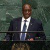 Taban Deng Gai, First Vice President of the Republic of South Sudan, addresses the general debate of the General Assembly's seventy-second session.