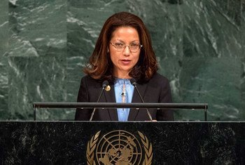 Maria Helena Lopes de Jesus Pires, Permanent Representative of the Democratic Republic of Timor-Leste to the United Nations, addresses the general debate of the General Assembly's seventy-second session.