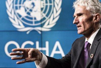 مارك لوكوك وكيل الأمين العام للشؤون الإنسانية.