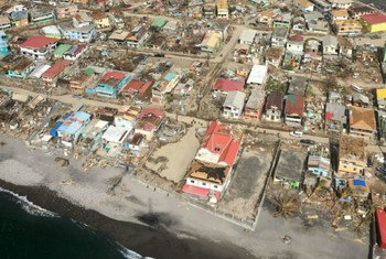 دمار ناجم عن الإعصار ماريا في دومينيكا. الصورةWFP/Norha Restrepo