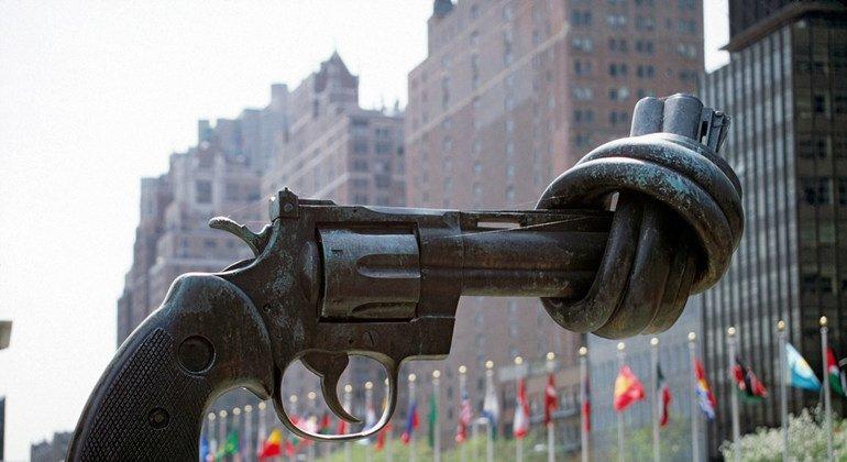Генсек ООН представил новую глобальную повестку дня в области разоружения