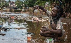 Photo de couverture du rapport du Groupe de travail mondial sur le contrôle du choléra (GTFCC) «Fin du choléra - Une feuille de route globale pour 2030».