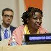 来自巴拿马的纳塔利娅·卡姆(Natalia Kanem)被任命为联合国人口基金的执行主任。