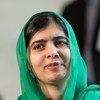 Malala Yousafzai instó a los líderes mundiales a trabajar más fondo en la consecución de los Objetivos de Desarrollo Sostenible. Foto de Archivo.