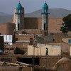 La ciudadela de Herat, en el oeste de Afganistán, data del año 300 AC y fue restaurada por la UNESCO en los años 70. Foto: UNAMA/Fraiddon Poya
