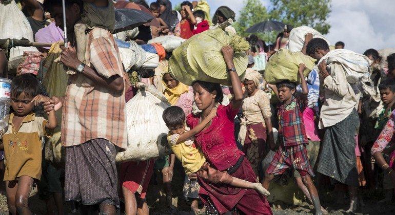 Myanmar : la menace d'un génocide continue pour les Rohingyas (experts de l'ONU)