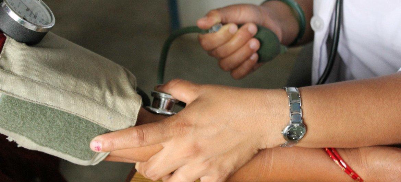 La cobertura universal de salud es un pilar para el desarrollo sostenible y la seguridad mundial.