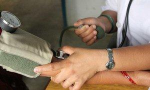 Медицина - одна из самых коррупмированных сфер, считает эксперт ООН Фото Всемирного банка/Айша Факир