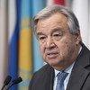 António Guterres, el Secretario General de la ONU.