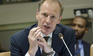 Andrew Gilmour, Sous-Secrétaire général des Nations Unies aux droits de l'homme