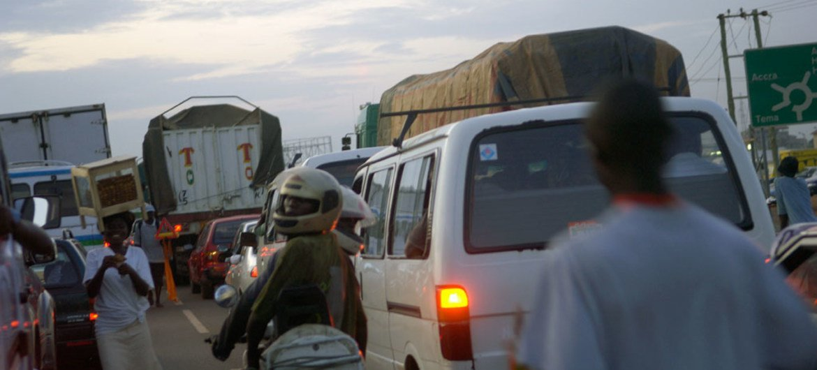 Road accidents in Africa among deadliest worldwide, UN official says ...