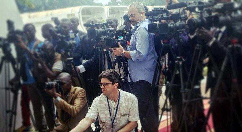 Безопасность журналистов – острая проблема