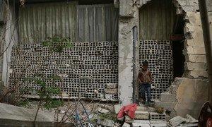 Верховный комиссар ООН призвал остановить «чудовищное уничтожение» Восточной Гуты