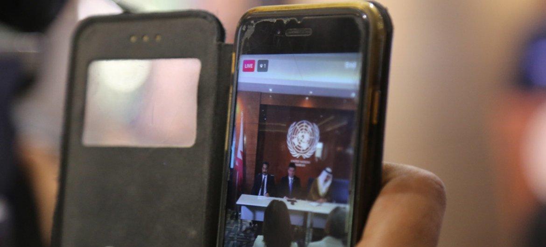 В ООН обеспокоены стремительным распространением языка ненависти в интернете