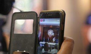Эксперты ООН призывают установить мораторий на продажу программ для слежки.