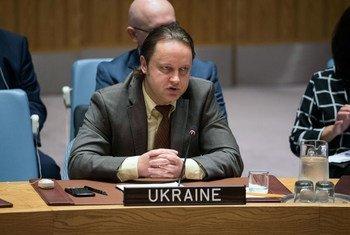 Заместитель  Постоянного  представителя  Украины Юрий Витренко