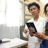 La Organización Mundial de la Salud (OMS) implementa una herramienta de colecta automática de datos sobre la epidemia de peste en Madagascar.
