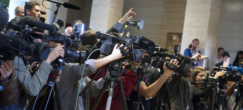 Los asesinatos de periodistas crecieron un 18% en los últimos cinco años |  Noticias ONU