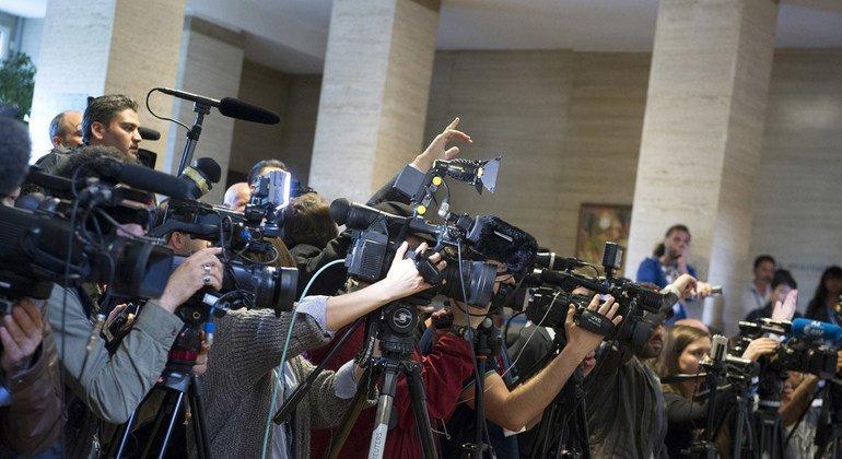 Безопасность журналистов – одна из основных проблем развития СМИ