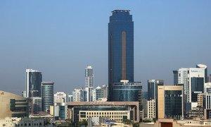 Manama, the capital of Bahrain. (file)