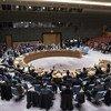 El Consejo de Seguridad en un voto para renovar la investigación del uso de armas químicas en Siria. Foto: