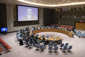 Briefing by Nickolay Mladenov, UN Special Coordinator for the Middle East Peace Process and Personal Representative of the Secretary-General to the Palestine Liberation Organization and the Palestinian Authority.