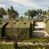 Offshore processing centre for asylum seekers on Manus Island in Papua New Guinea.