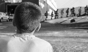 Треть всех жертв торговли людьми - дети.