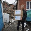 Украина вошла в число стран, жители которых, в результате конфликта, оказались на грани голода. Фото УКГВ/Томас Влак