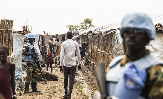 A guerra civil no Sudão do Sul começou em dezembro de 2013, dois anos após a independência.