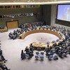 أرشيف: منسق عملية السلام في الشرق الأوسط يقدم إحاطة لمجلس الأمن الدولي.